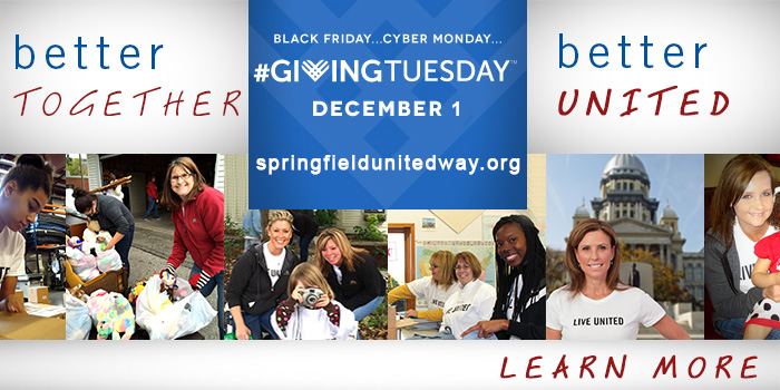 Gearing up for #GivingTuesday Sunday Column